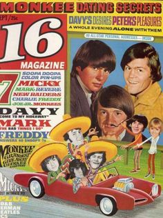 MONKEES IN MEXICO