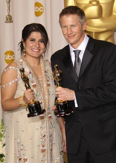 Sharmeen Obaid-Chinoy and Daniel Junge - Documentary Short /SAVING FACE