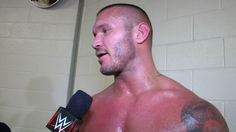 Randy Orton discusses his big win at WrestleMania 31: March 29, 2015