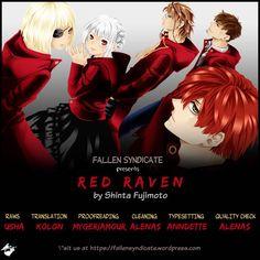 Red Raven Manga chapter 36