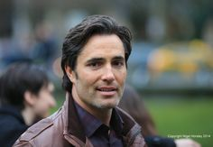 Victor Webster star of hit TV series Continuum, Vancouver, March 7 2014 4