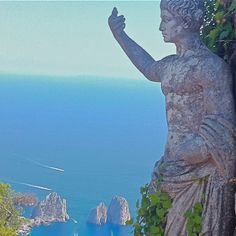 AnaCapri, Italy - seriously one of the most beautiful places I have been
