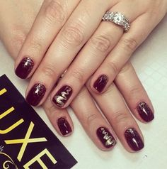 Image result for holiday nails
