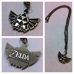 Legend Of Zelda Skyward Sword Hylian Crest Necklace Pendant Nintendo Unisex Cosplay Charm