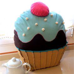 Cojin Cupcake
