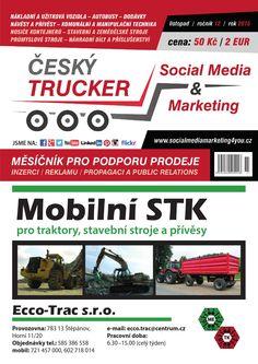 Český Trucker listopad 2015