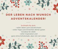 Ich bin gerade mit 4 anderen großartigen Frauen zum Arbeiten in Niederbayern und schaue durch die großen Fensterscheiben unserer Ferienwohnung in den Regen hinaus: nicht zu fassen, dass übermorgen schon der erste Dezember ist! Ich habe mir für dieses Jahr vorgenommen, den Dezember ganz bewusst zu genießen und mir die Zeit zu nehmen, die Adventszeit wirklich als Besinnung und Vorbereitungszeit auf Weihnachten zu nutzen. Wenn du das auch möchtest, dann hol dir noch heute oder morgen meinen… Inspiration, Home Decor, Window Panes, Advent Season, Wish, December, Rain, Homemade Home Decor, Biblical Inspiration