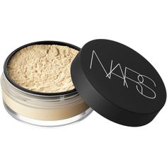 NARS Beach Soft Velvet Loose Powder - Beach (3790 RSD) ❤ liked on Polyvore featuring beauty products, makeup, face makeup, face powder, beauty, accessories, foundation, powder, beach and loose face powder