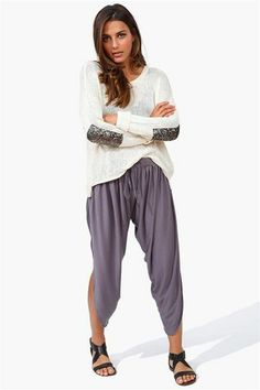 I want some of these pants!