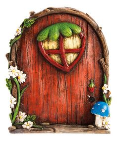 Fairy Door Garden Décor | zulily