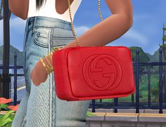 PRETTYXSIMBLR — Prettyxsimblr's 3000+ Followers Gift Gucci Soho...