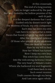 Rituals of the Sacred Cave: The Soul Retrieval Ceremony Wiccan Spells, Witchcraft, Dark Spells, Moon Spells, Hecate Goddess, Goddess Tattoo, Dark Witch, Protection Spells, Witch Spell