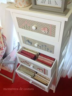 Moments Sewing: Sewing Cabinet