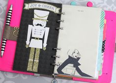 love my planner, obvs gonna jazz it up! // Personalize Your Planner with Dashboard