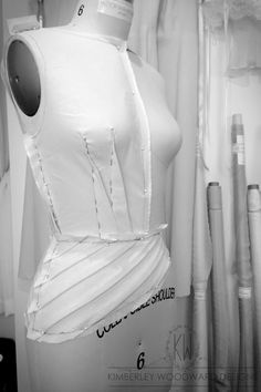 Working on some intricate pattern-making in the studio today. xx KIMBERLEY WOODWARD DESIGNS