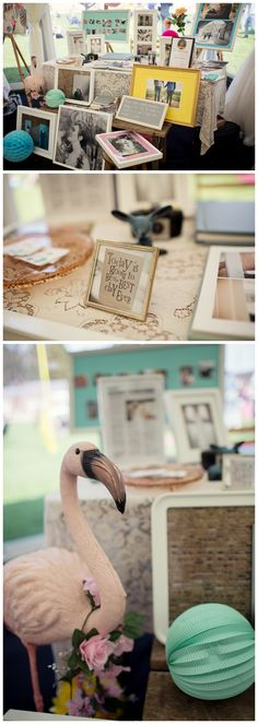 my stall at a wedding fair recently I feel like this brought my brand to life - could work on more