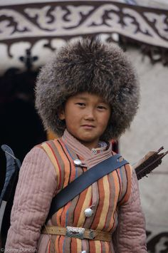 A Portrait Of Kyrgyzstan
