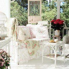 Love my porch, Susie Holt..