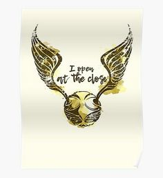 Golden Snitch Tattoo Meaning