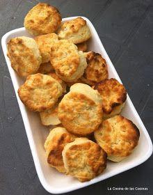 La Cocina de las Casinas: Scones: Panecillos Escoceses