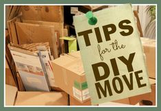 Packing Tips DIY, Great Packing Tips, Top Class Moving Services, Local Move, Long Distance Move