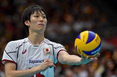 Masahiro Yanagida Photos - Japan v Venezuela - FIVB Men's Volleyball World Cup Japan 2015 - Zimbio