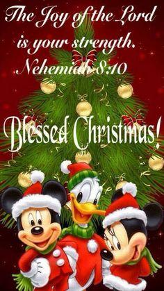 Disney Christmas - Mickey, Minnie, and Donald Mickey Mouse Y Amigos, Minnie Y Mickey Mouse, Mickey Mouse Christmas, Mickey Mouse And Friends, Noel Christmas, Christmas Pictures, Christmas Greetings, Christmas Sayings, Christmas Wishes