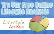 """With this FREE lifestyle analysis you can find out if any of your body's 10 key systems that keep you functioning are struggling to do their job.    Not sure about the results? Click the """"I Want To Contact Simon Caddy Nutrition For Help"""" link at the bottom of the results page, fill in the details, and I'll personally advise you for FREE :-)"""