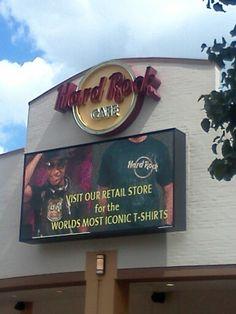 Hard Rock Cafe, Niagara Falls USA