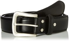 Nocona Mens Black Point Billet 42 ** Check this awesome product by going to the link at the image.