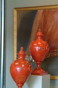Fortunata Museo at Zaar Design Center.  Handmade Italian Ceramics