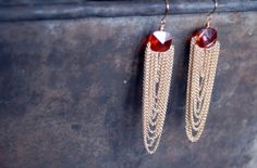 perfect amount of red for vday and beyond.  on sale through sun!  luciakjewelry
