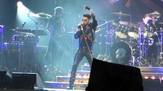 QUEEN + Adam Lambert - Stone Cold Crazy O2 World Berlin 04.02.2015
