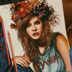 Colored Pencil Drawing On Imgfave
