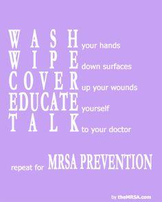 MRSA Prevention