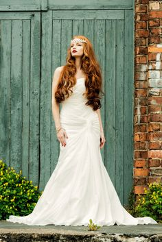 Charlotte Balbier's Decade of Style & 2015 Iscoyd Park Collection | weddingsonline