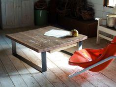 FLYMEe FactoryikpLIVING TABLE/フライミーファクトリーイカピーリビングテーブル - 拡大画像