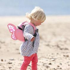 LittleLife: mały plecak Motylek 1+, 119 zł