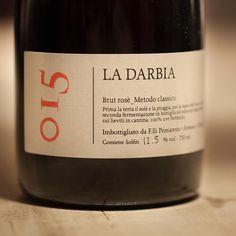 La Darbia#nebbiolo grapes#2015 - one of the last bottles