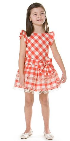 Gingham vibes for 🌷 Baby Girl Dress Patterns, Little Dresses, Little Girl Dresses, Cute Dresses, Girls Dresses, Toddler Dress, Baby Dress, Kids Frocks, Cute Outfits For Kids