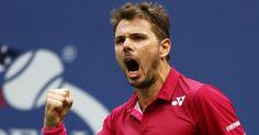 Wawrinka vira batalha de 4h sobre Djokovic e é campeão inédito do US Open