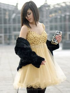 homecoming dress ! #outfits #promdress #dresses