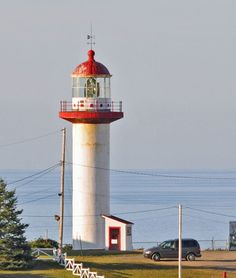 Cap de la Madeleine Light~Eastern Quebec