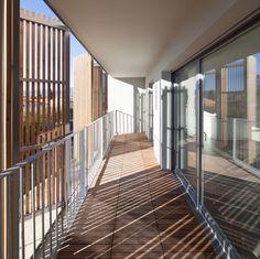 Gallery - Social Housing + Shops in Mouans Sartoux / COMTE et VOLLENWEIDER Architectes - 23