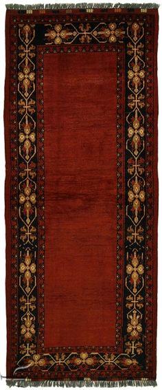 Central Asian Rug - Khalmohammadi Carpet   Width77.00 cm (2,53 Feet) Lenght195.00 cm (6,40 Feet)