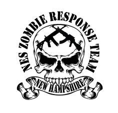 Zombie Response Team NH TShirt — Blind Eye Apparel