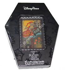 Disney Parks Nightmare Before Christmas Jack Skellington 52 Deck Playing Cards for sale online All Card Games, All Games, Playing Cards For Sale, Nightmare Before Christmas Toys, Jack Skellington, Toy Boxes, Deck Of Cards, Disney Parks, Ebay
