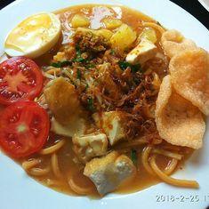Resep Mie Rebus Medan Di 2020 Resep Masakan Resep Makanan Masakan Indonesia
