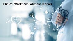 The global clinical workflow solutions market size is estimated to reach USD 15.2 billion by 2026, expanding at a CAGR of 12.3%, according to a new report by Radiant Insights, Inc. Increasing volume of patient health information due to rising prevalence of chronic conditions and high demand for better quality care by patients is expected to fuel adoption of workflow software and services in healthcare settings.