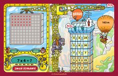 © Barnabus - #Gra edukacyjna ▪ Educational #game MathTower - screen 07.